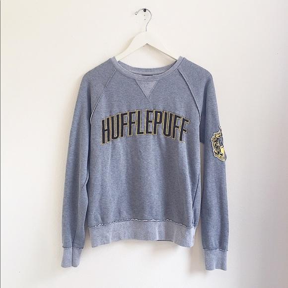 ff3d744e4ec Harry Potter hufflepuff authentic sweater